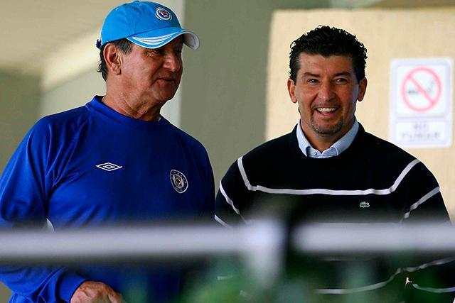 Enrique Meza y José Manuel de la Torre