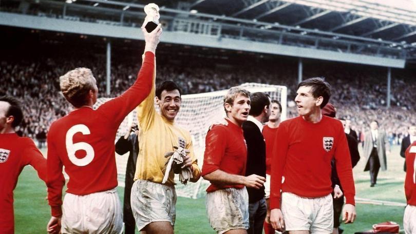 Inglaterra Campeón 1966