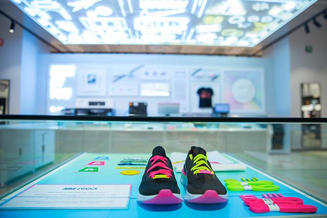 Área Nike By You en Nike Artz