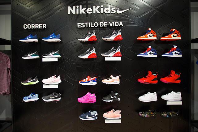Área NikeKids en Nike Artz