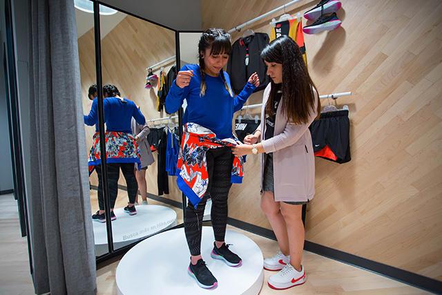Booked Sessions en Nike Artz