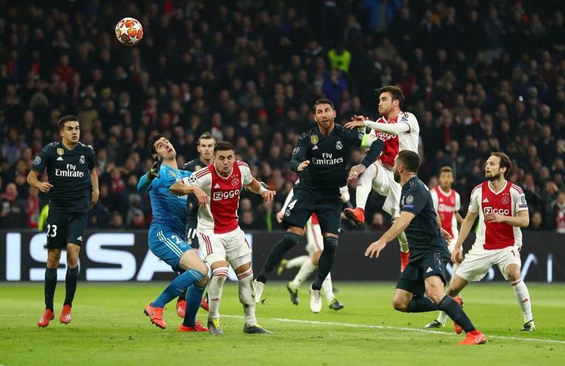 Ajax vs Real Madrid