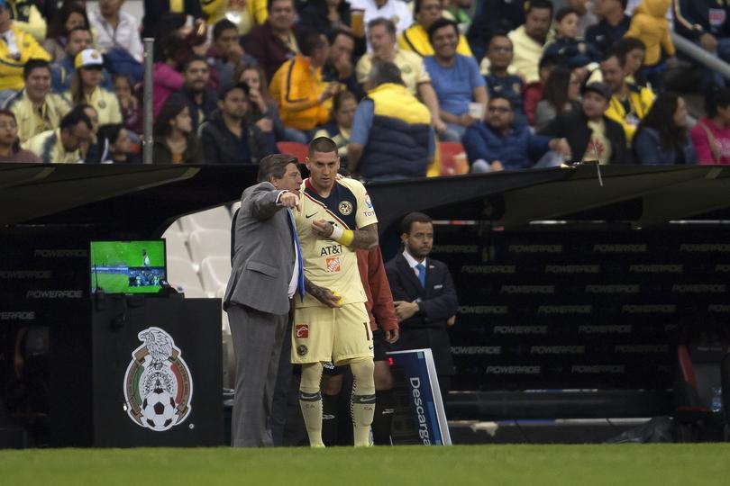 Herrera y Nico Castillo