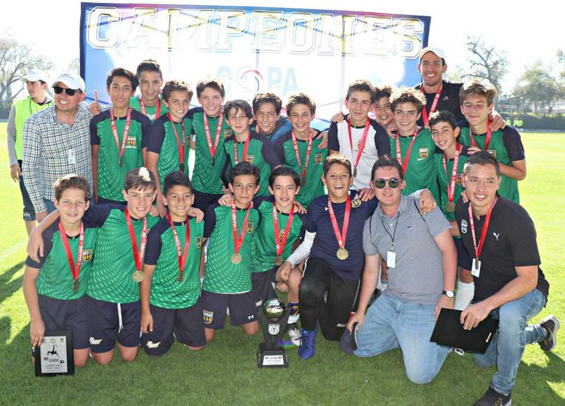 El Cedros repite como campeón en la Copa Fortaleza