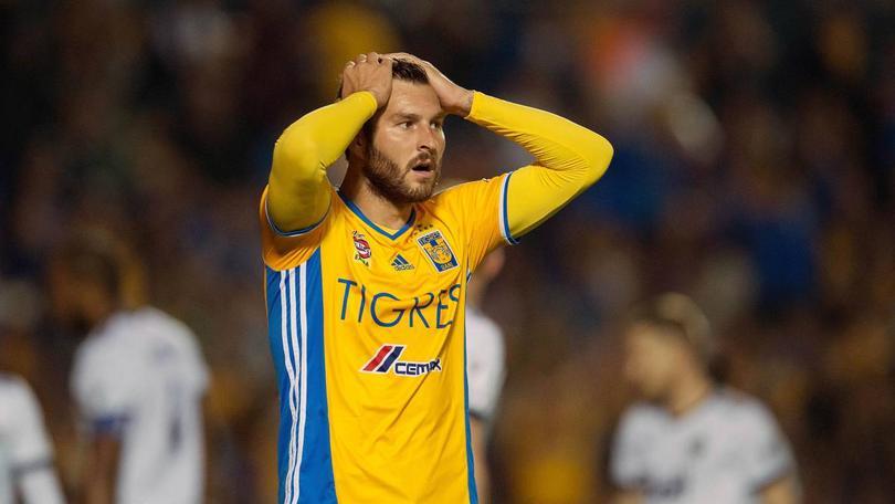 Gignac es baja para el partido contra Saprissa