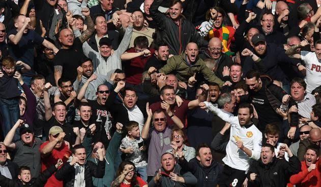 Aficionados Manchester