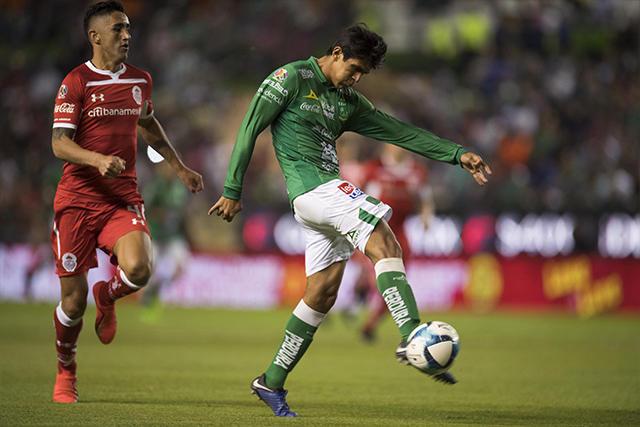 JJ Macías se ha convertido en el mejor delantero mexicano de la Liga MX