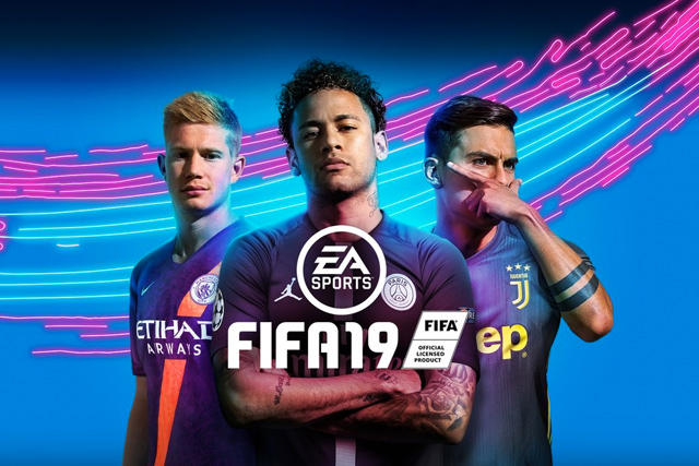 Portada FIFA19