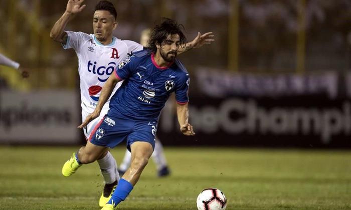 Alianza vs Monterrey