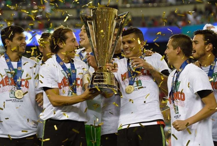 México campeón Copa Oro