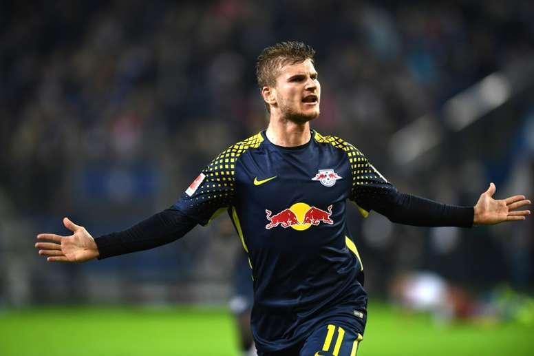 Bayern amarra a Werner