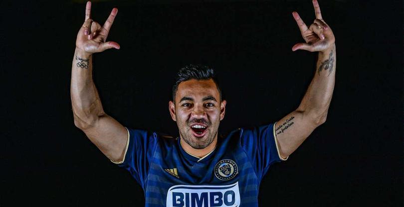 Marco Fabian hace su debut con el Philadelphia Union
