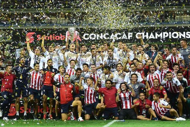 Chivas campeón de Concacaf 2018