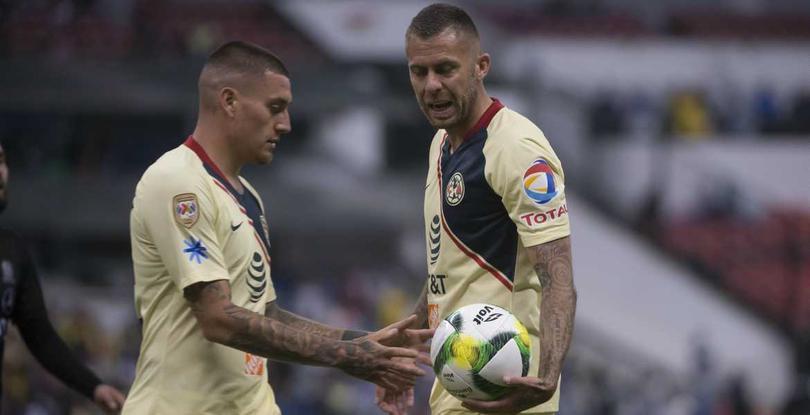 Nico Castillo y Jérémy Ménez