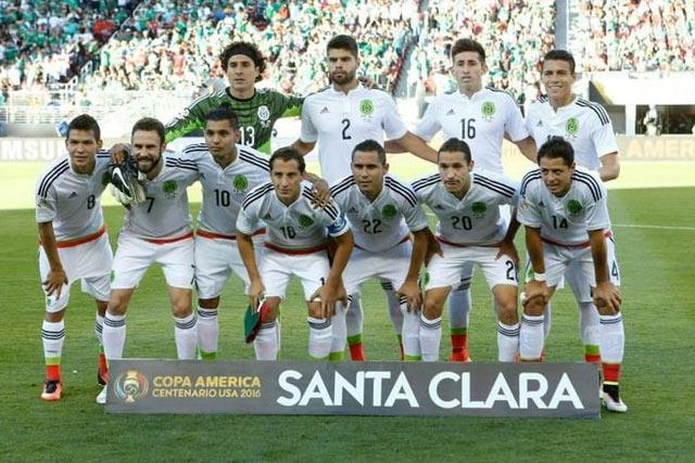 La última vez que México participó en la Copa América fue en 2016