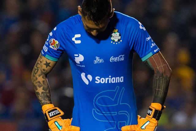 Jonathan Orozco es baja para la Fecha FIFA con la selección