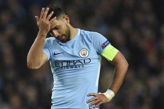 Segio Kun Agüero podría dejar el Manchester City después de esta temporada