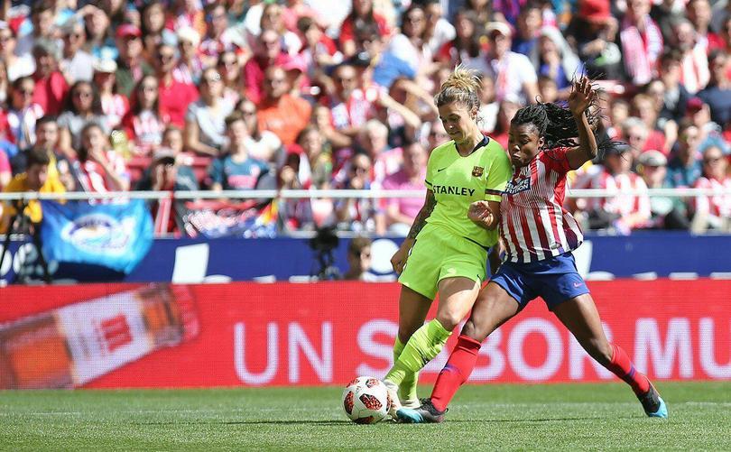 Atlético de Madrid Femenil vs Barcelona Femenil