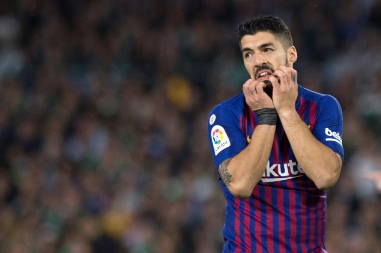 Luis Suárez es baja por lesión en la Fecha FIFA con Uruguay