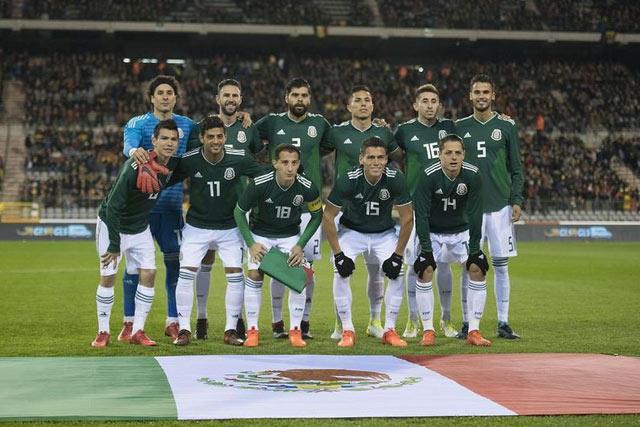 La selección mexicana presentó su nuevo jersey para la Copa Oro 2019