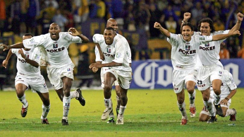 Jhon Viáfara ganó Libertadores en 2004 y ahora fue extraditado por narcotráfico