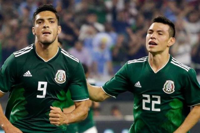 Jiménez y Lozano serán parte del debut del Tata en la Fecha FIFA