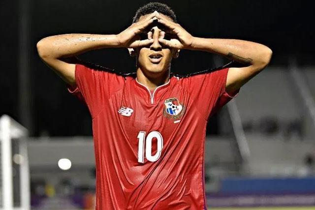 Ángel Orelien, el Lainez panameño, es nuevo jugador de Cruz Azul