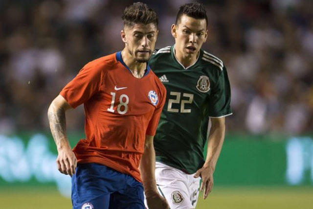 México juega este viernes contra Chile en el debut de Martino