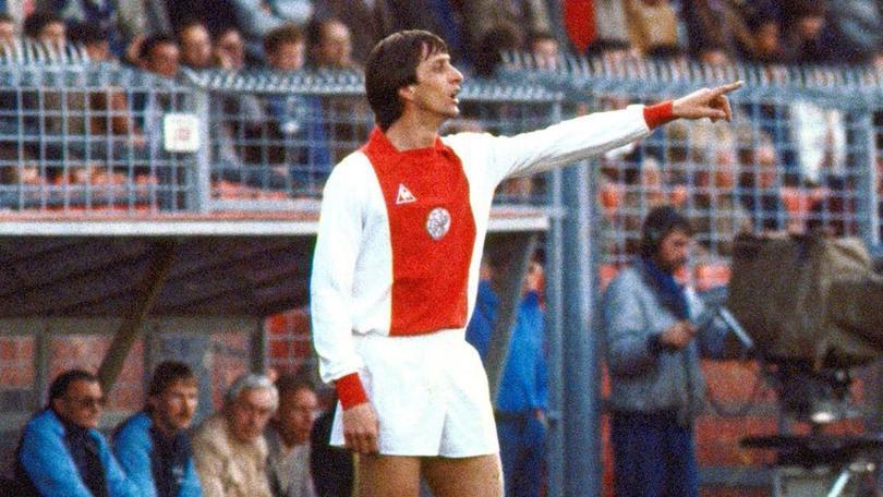 A tres años del fallecimiento de Johan Cruyff el mundo lo recuerda