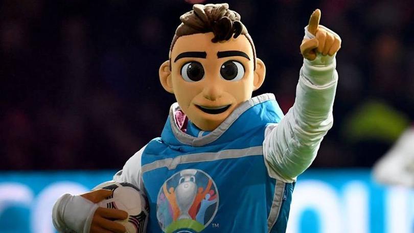 Skillzy será la mascota de la Eurocopa 2020