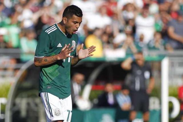 Tecatito Corona podría quedar fuera de la lista de la Copa Oro