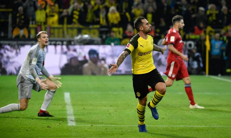 Borussia Dortmund vs Bayern Múnich