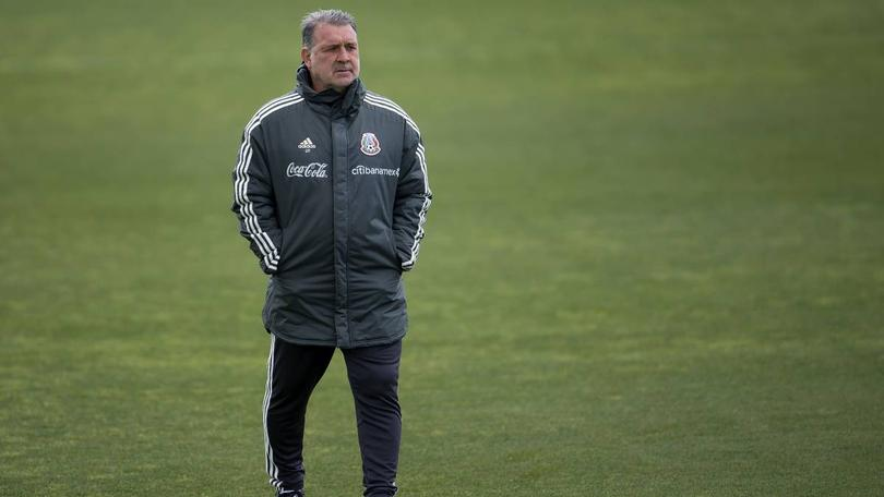 Gerardo Martino pronostica un partido de alta presión ante Paraguay
