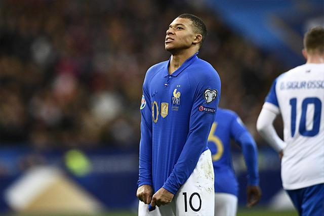 Real Madrid negó los acercamientos con Kylian Mbappé