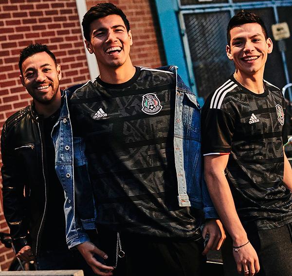 El nuevo jersey de la Selección Mexicana