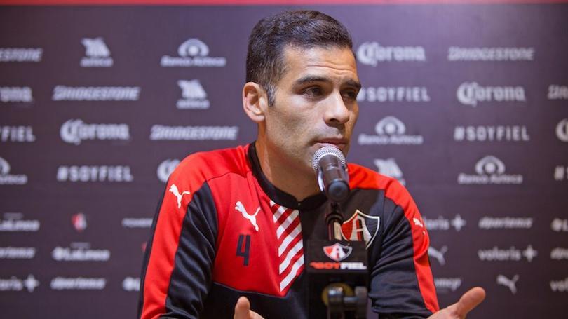 Rafael Márquez como Director Deportivo del Atlas