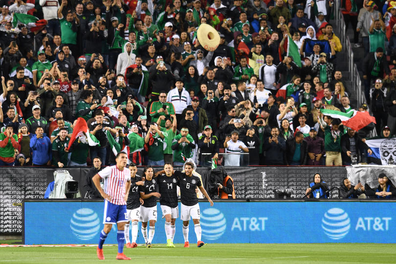 México venció a Paraguay en Santa Clara