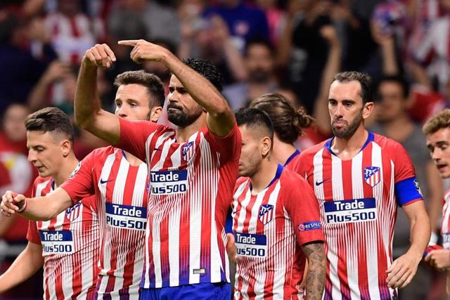 Atlético de Madrid será el tercer rival de Chivas en la International Champions Cup