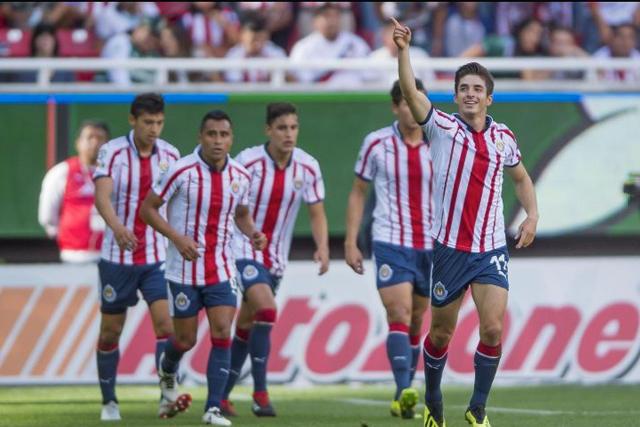Chivas jugará contra Roma, Benfica y Atlético en la ICC