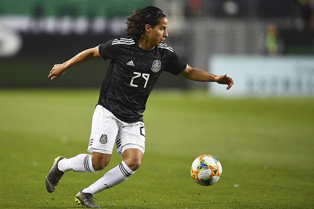 Diego Lainez es opción para jugar Copa Oro y Mundial Sub-20