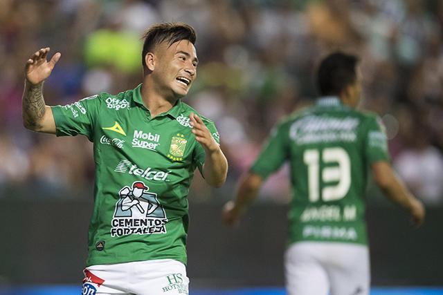 Jean Meneses se presentó como el jugador del líder de la Liga MX
