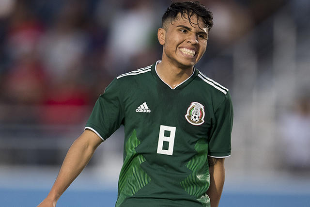 Misael Domínguez será baja hasta 10 a 14 días