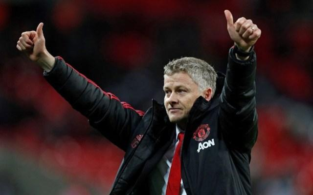 Ole Gunnar Solskjaer fue ratificado como técnico del Manchester United