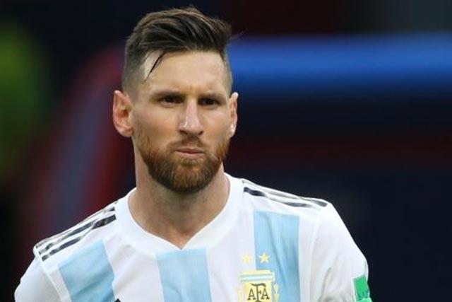 Lionel Messi habló de su futuro con la selección Argentina