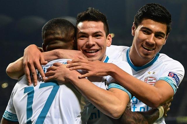 Hirving Lozano y Erick Gutiérrez jugarán el Clásico de Holanda este fin de semana