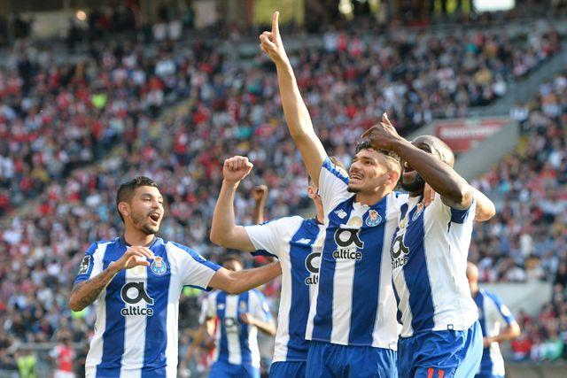 Porto gana en casa de Braga