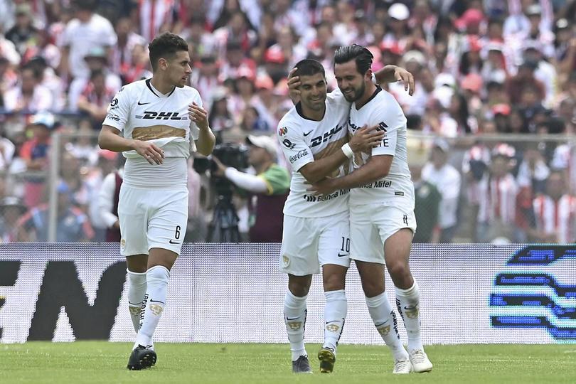 Pumas derrotó a Chivas en la Jornada 12 de la Liga MX