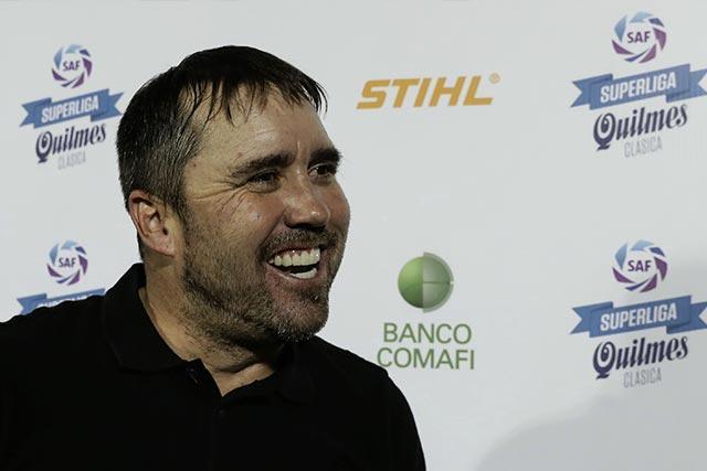 Eduardo Coudet, extécnico y jugador de la Liga MX, consiguió el título con Racing en Argentina