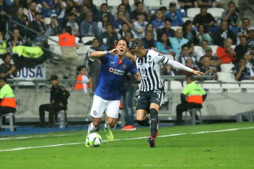 Javier Salas es baja para Cruz Azul