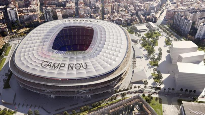 Remodelación del Camp Nou